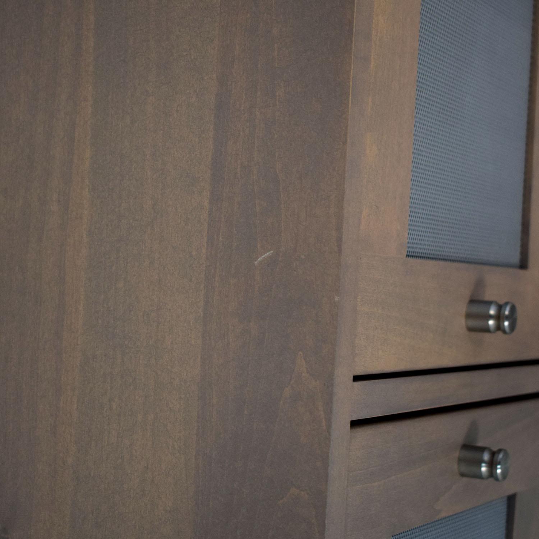 Room & Board Room & Board Linear Media Cabinet Storage
