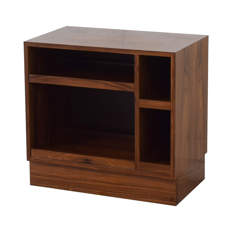 Roche Bobois Roche Bobois Bookcase or Media Unit brown