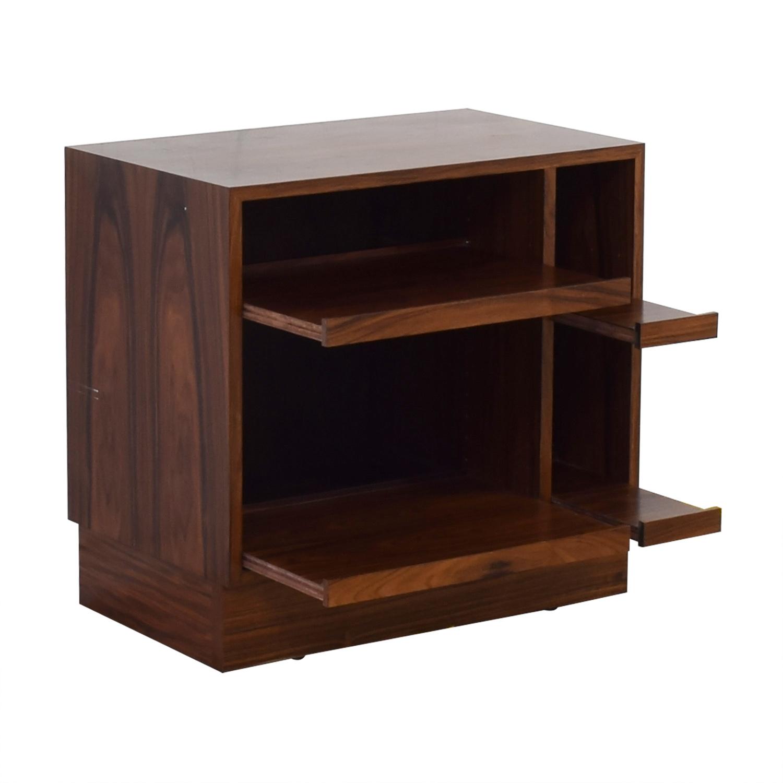 shop Roche Bobois Bookcase or Media Unit Roche Bobois