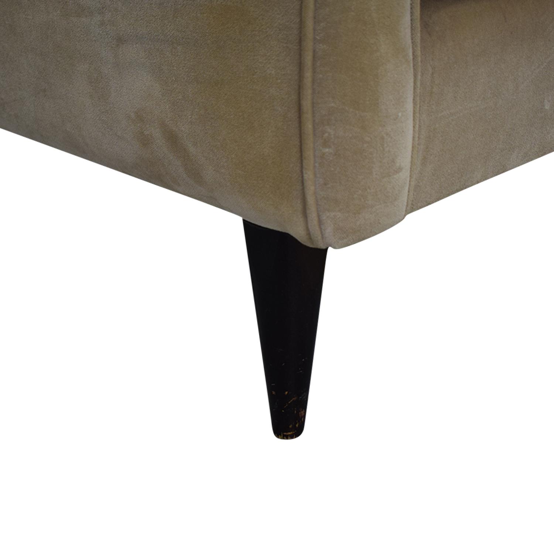 Crate & Barrel Crate & Barrel Sofa Classic Sofas
