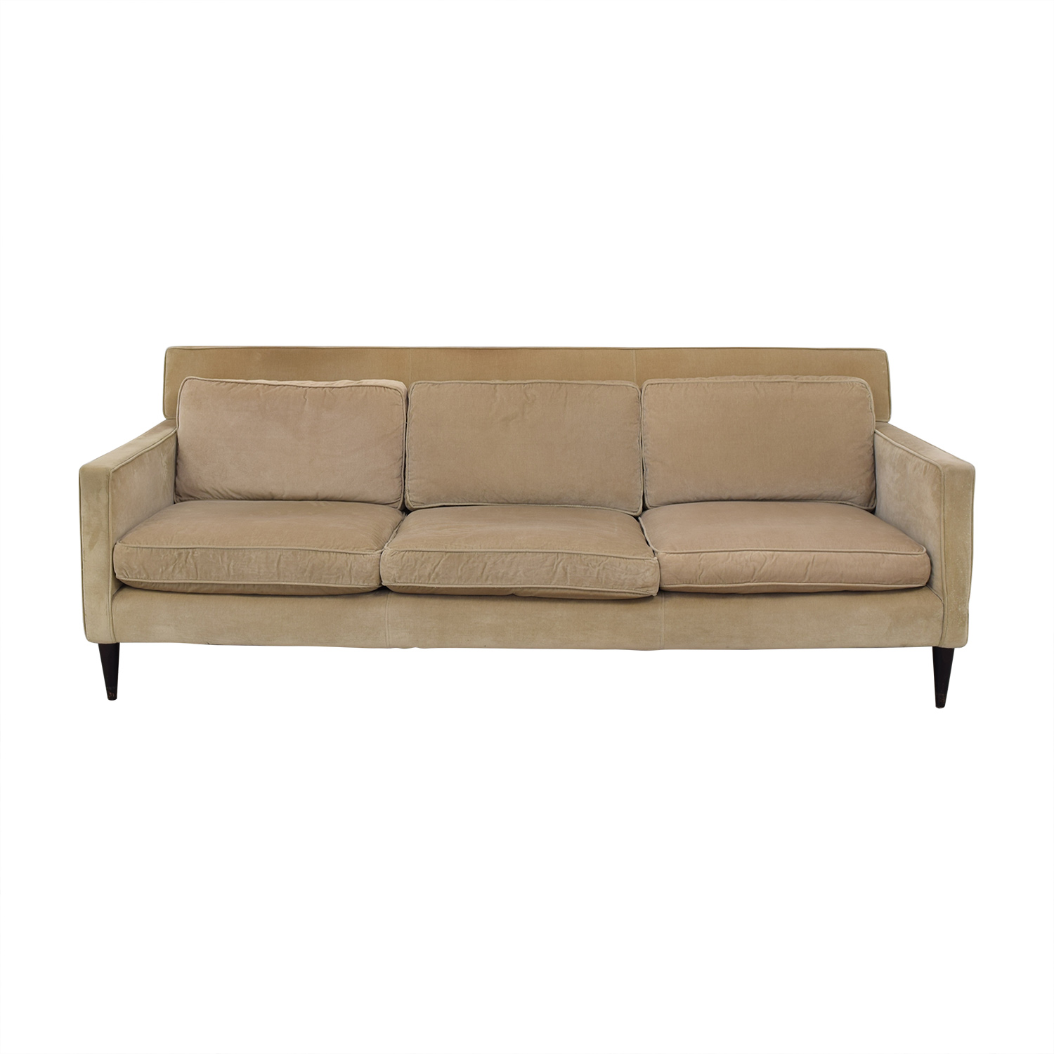 Crate & Barrel Crate & Barrel Sofa tan