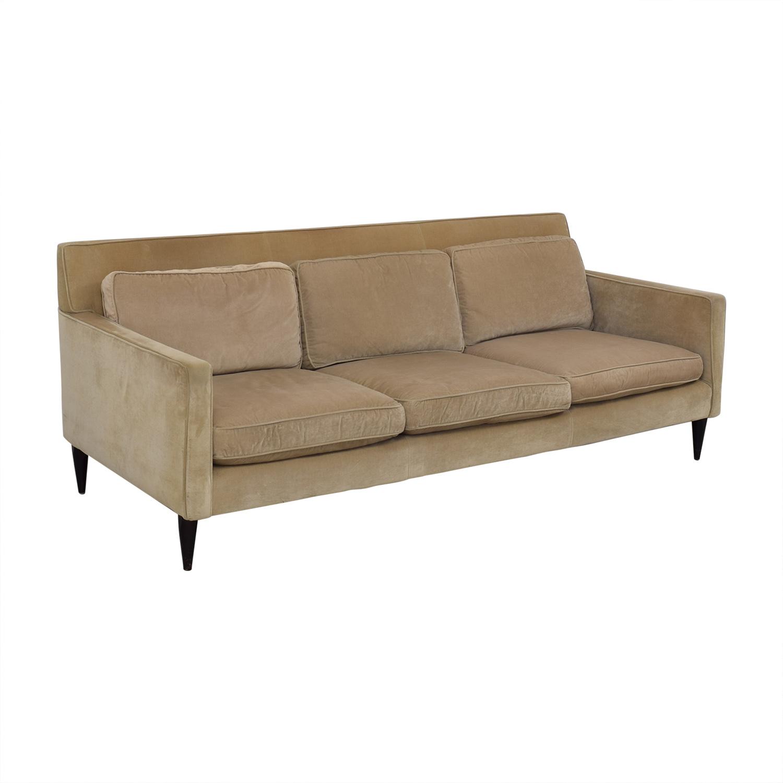 buy Crate & Barrel Sofa Crate & Barrel Sofas