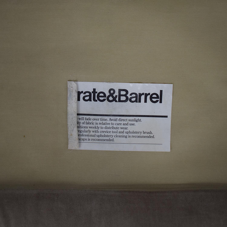 Crate & Barrel Crate & Barrel Sofa Sofas