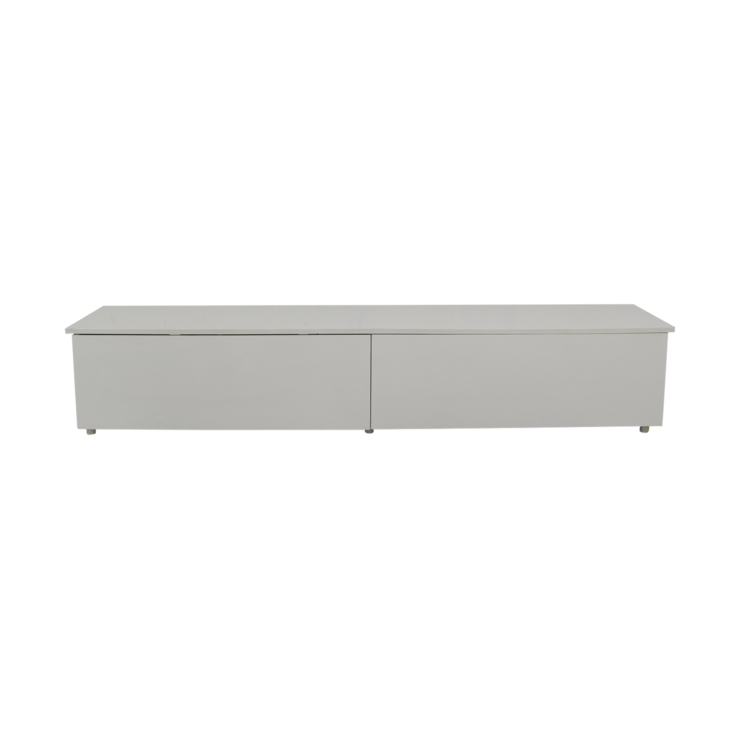 shop Modern Wide Media Unit  Storage