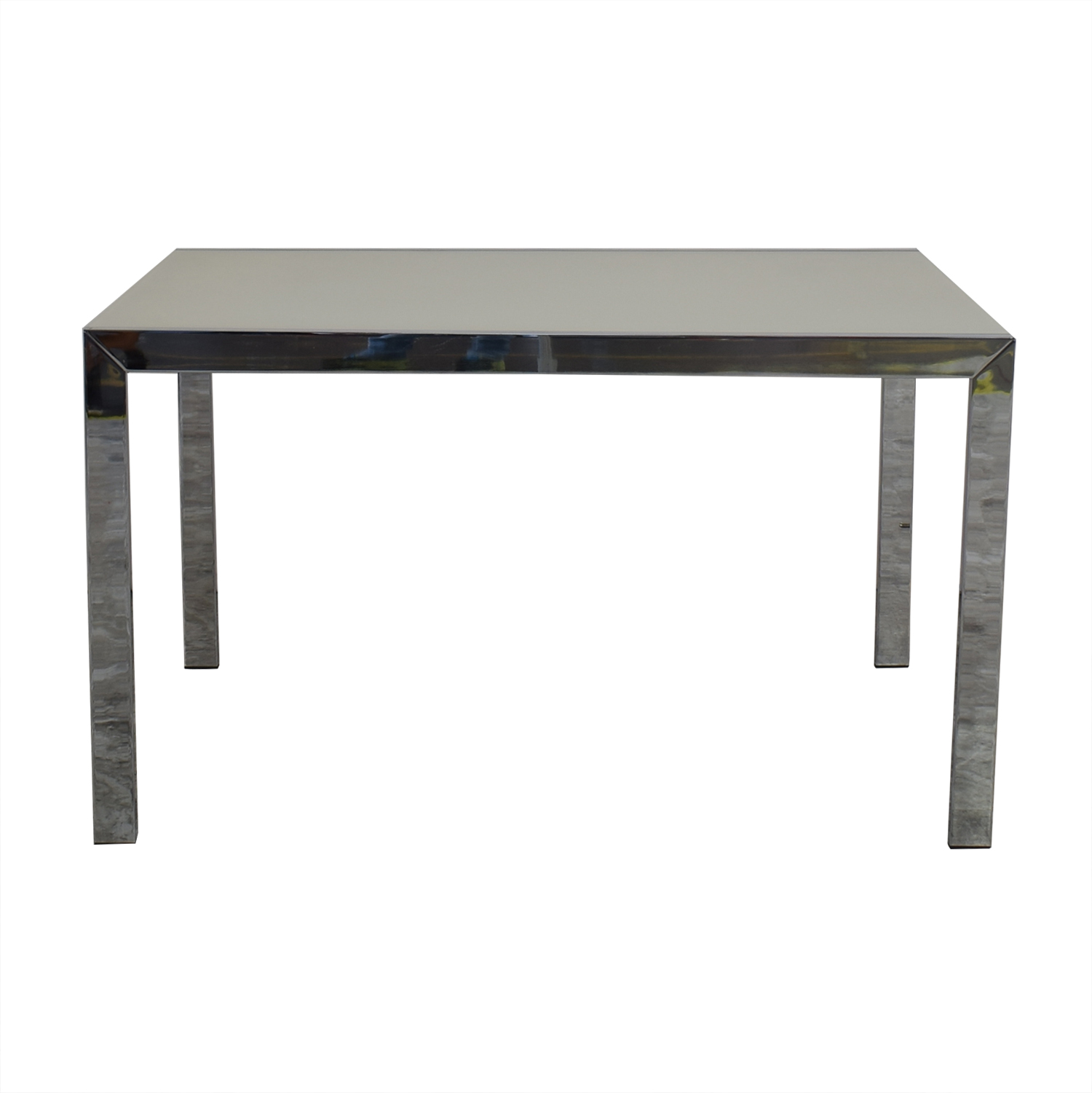 shop Cassoni Italian Extendable Glass Table Cassoni Dinner Tables