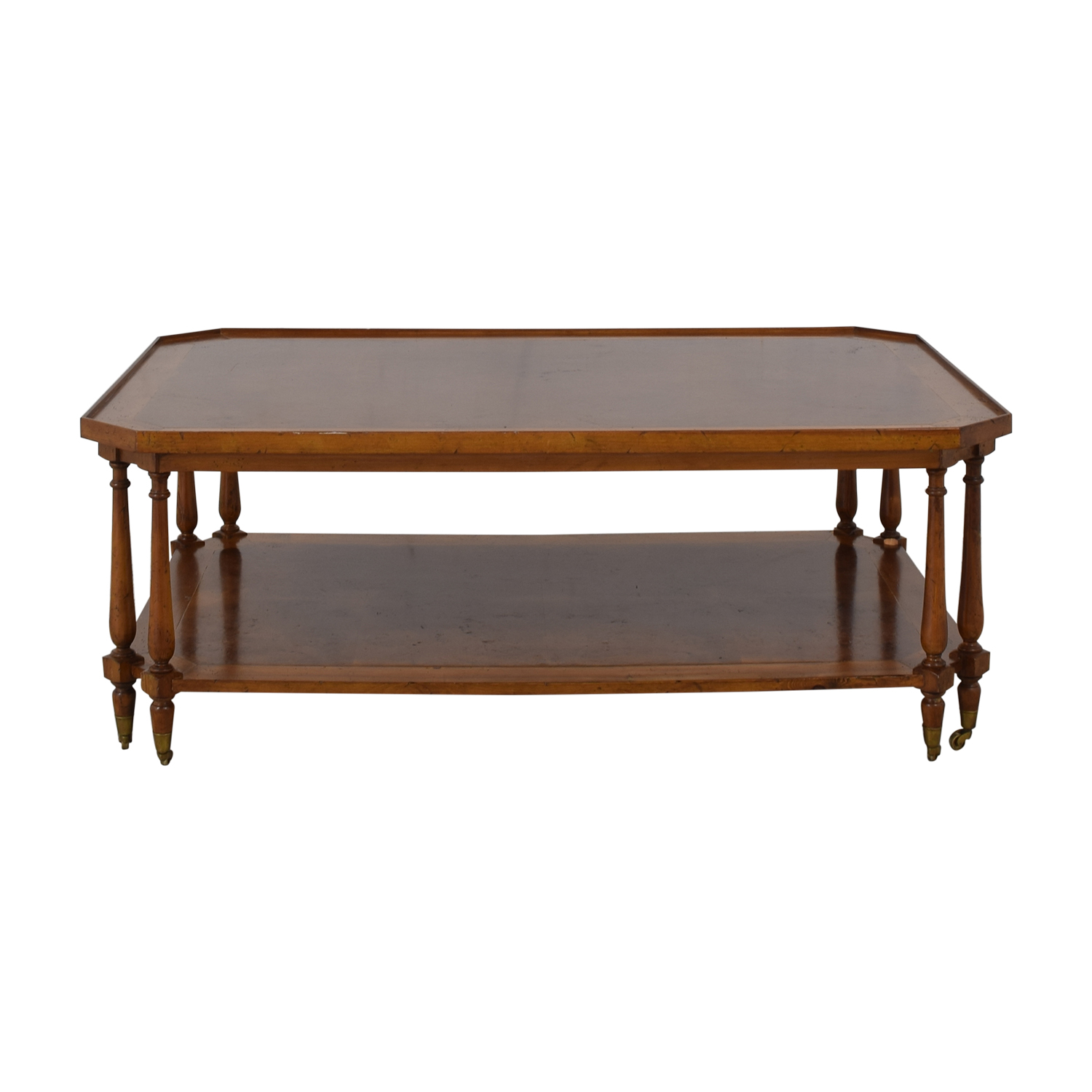 shop Henredon Acquisitions Coffee Table Henredon Furniture Coffee Tables