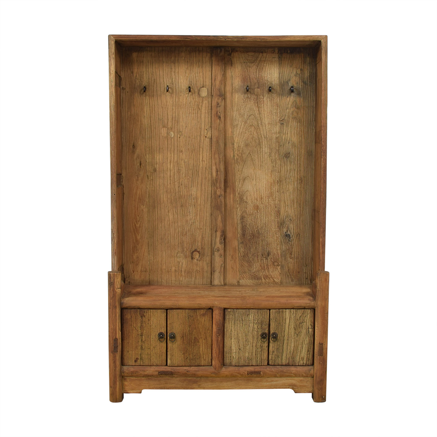 buy Van Thiel Coat Entryway Hutch Van Thiel