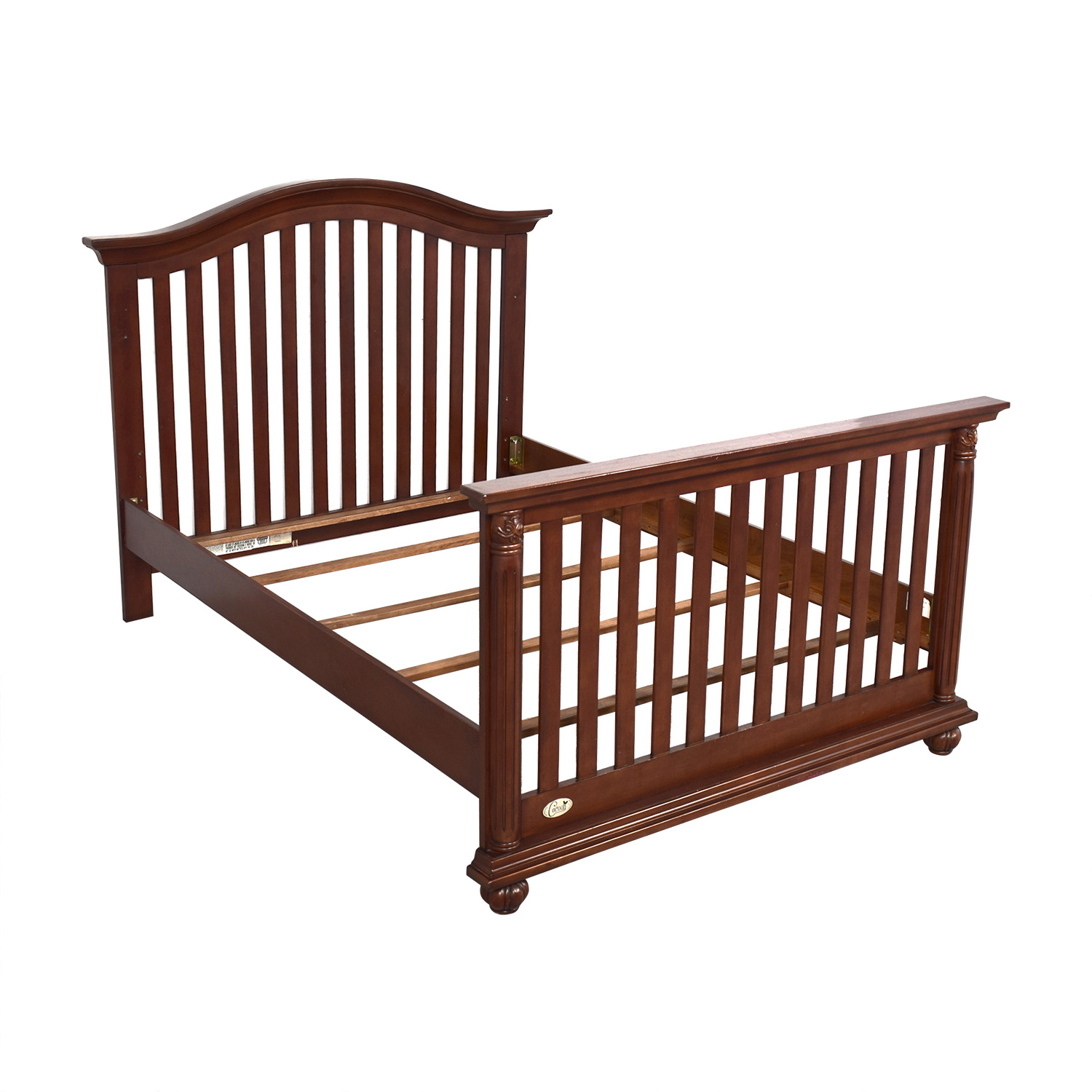 Cocoon Cocoon Furniture Full Size Bed used