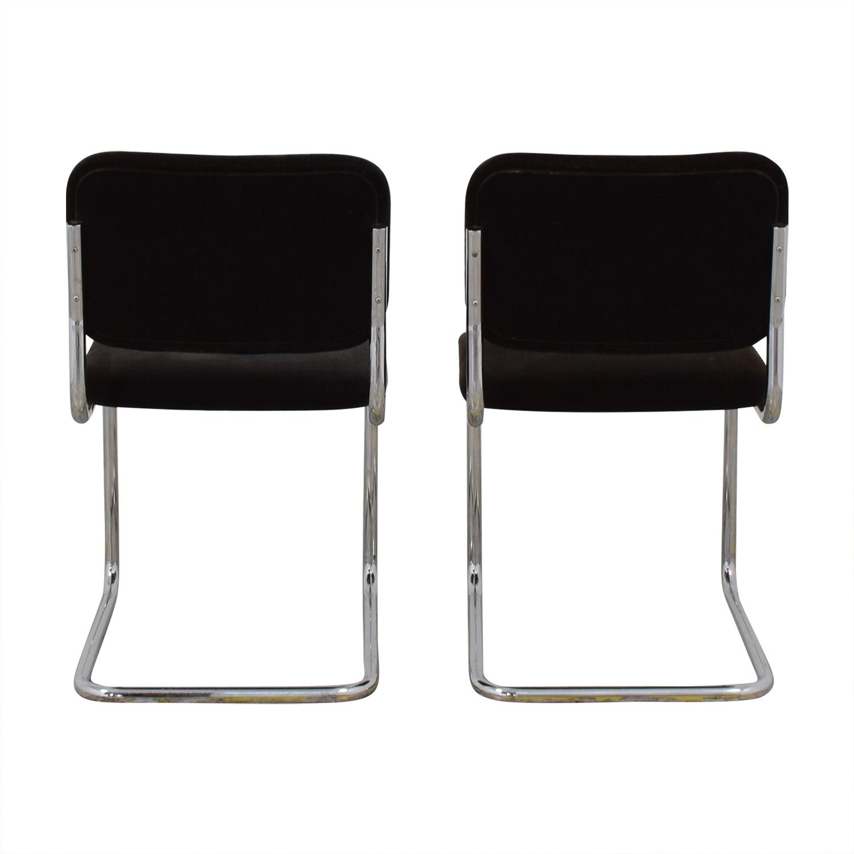 Knoll Knoll Marcel Breuer Cesca Chairs on sale