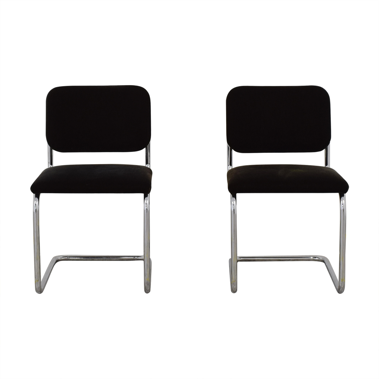 Knoll Marcel Breuer Cesca Chairs / Dining Chairs