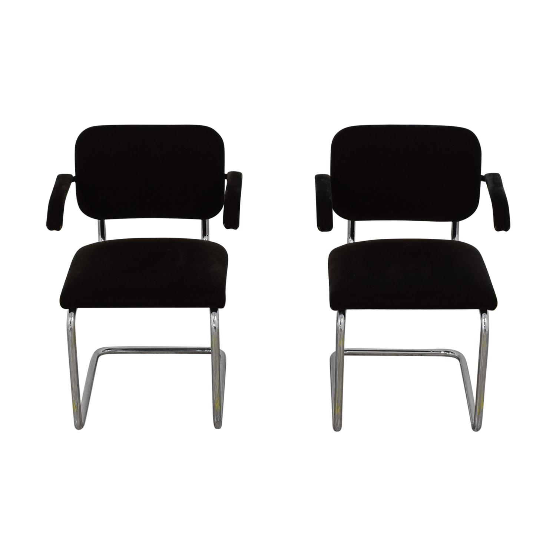 Knoll Marcel Breuer Cesca Chairs sale