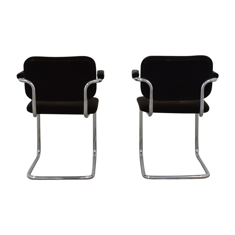 Knoll Knoll Marcel Breuer Cesca Chairs