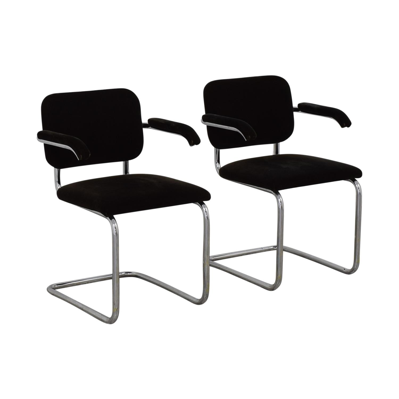 Knoll Knoll Marcel Breuer Cesca Chairs for sale