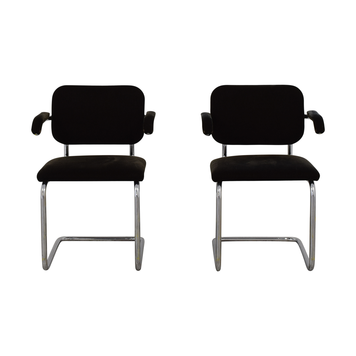 Knoll Marcel Breuer Cesca Chairs / Chairs