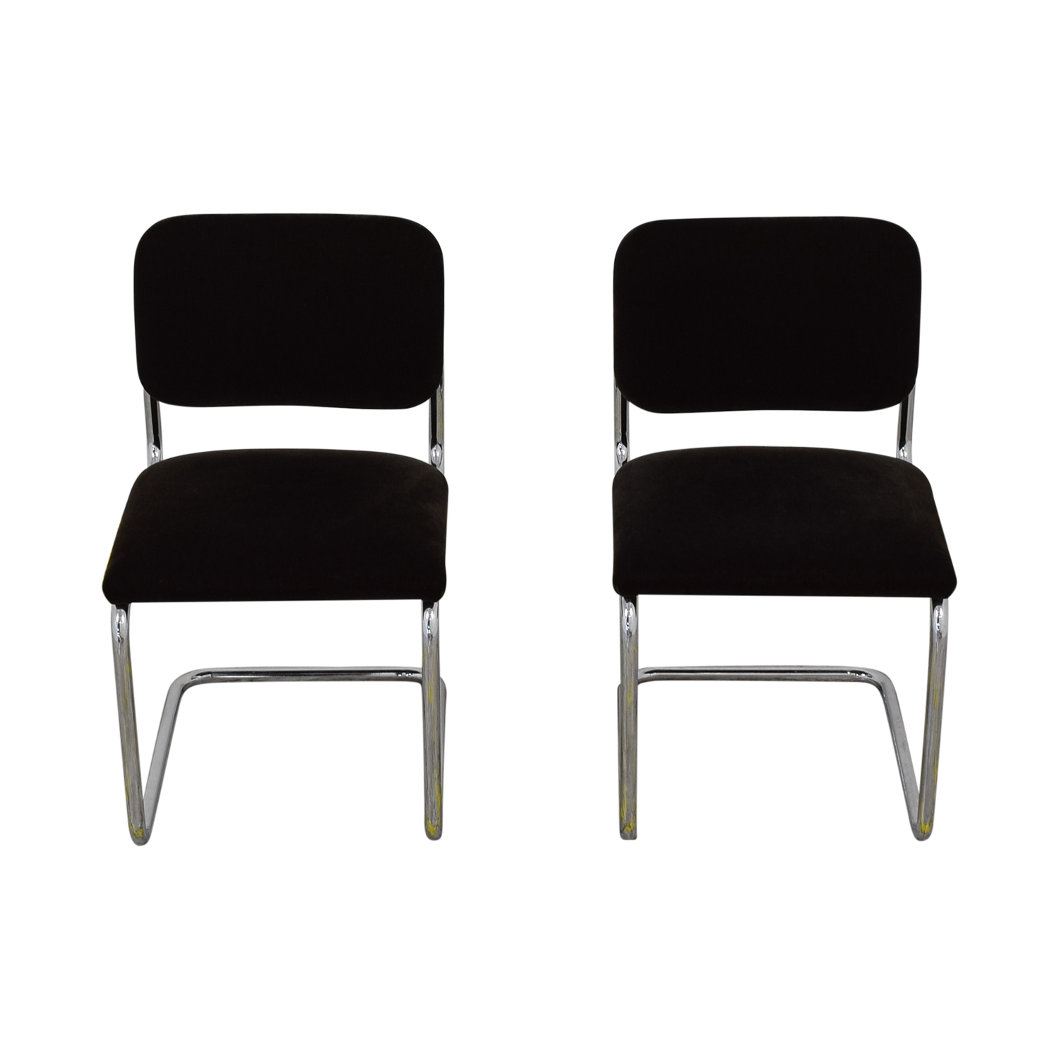 Knoll Knoll Marcel Breuer Cesca Chairs used