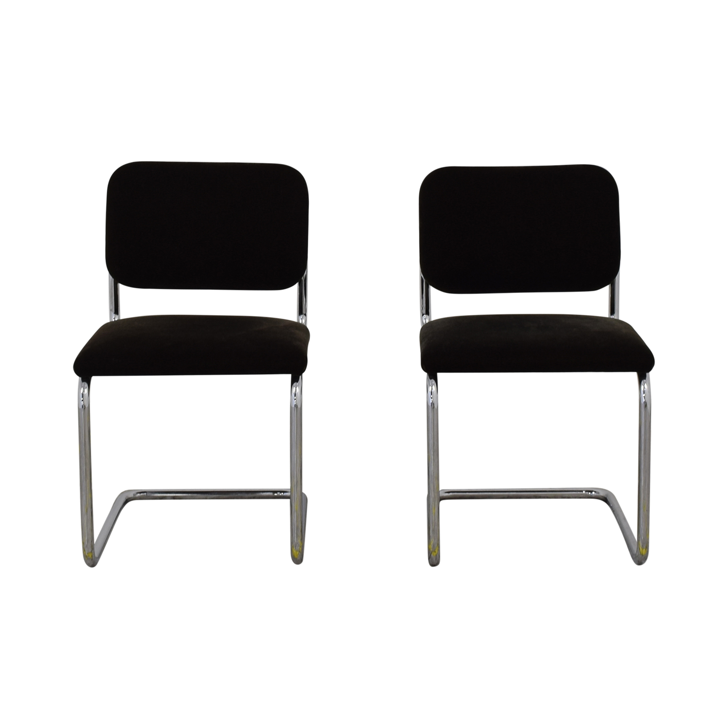 Knoll Knoll Marcel Breuer Cesca Chairs on sale