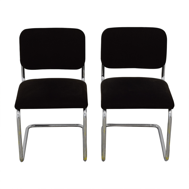 Knoll Knoll Marcel Breuer Cesca Chairs discount