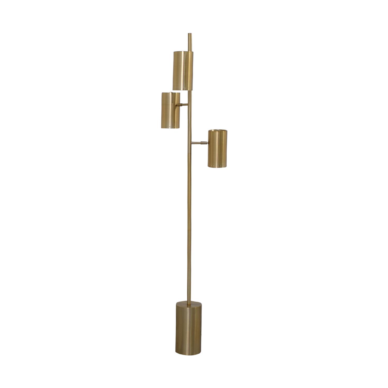 buy CB2 Trio Floor Lamp CB2