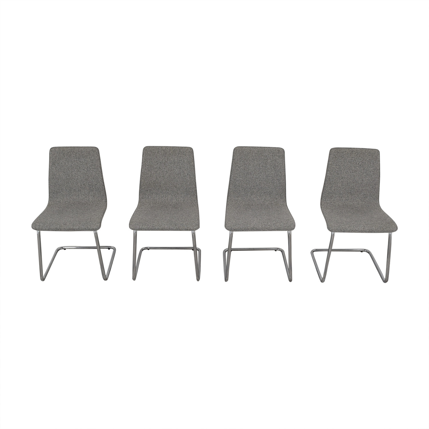 shop CB2 CB2 Pony Tweed Chairs online