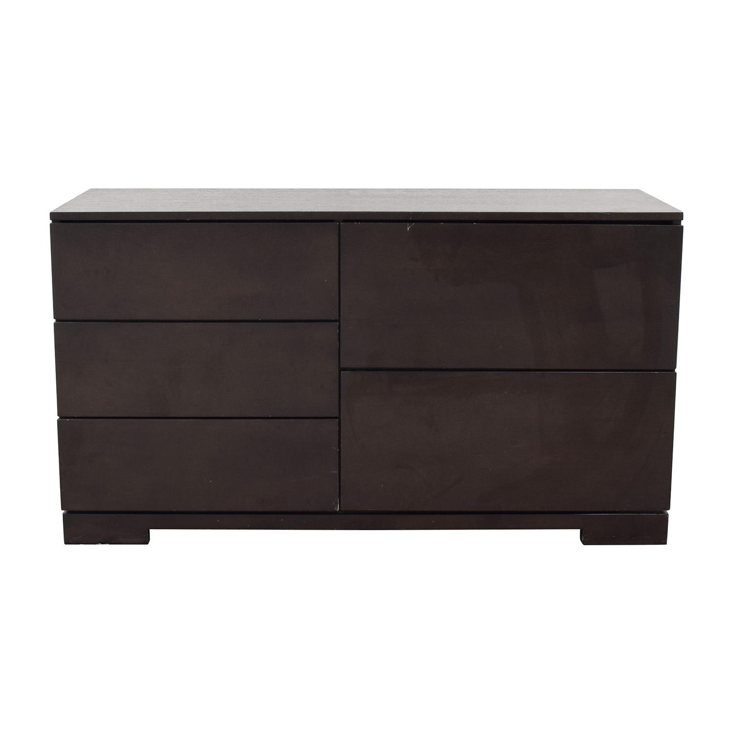 shop West Elm Five Drawer Dresser West Elm Dressers