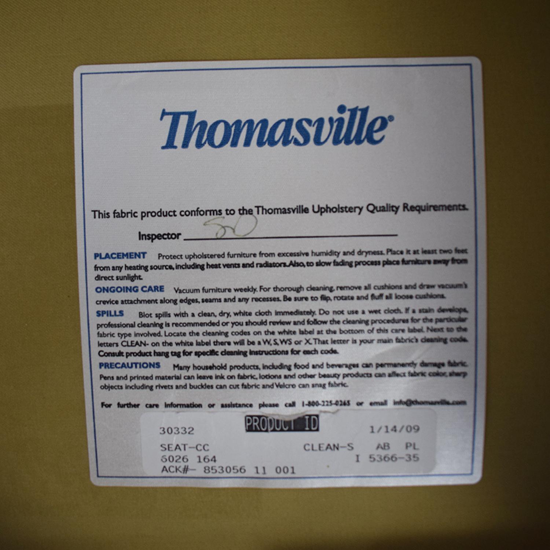 Thomasville Thomasville Lancaster Loveseat Sofas