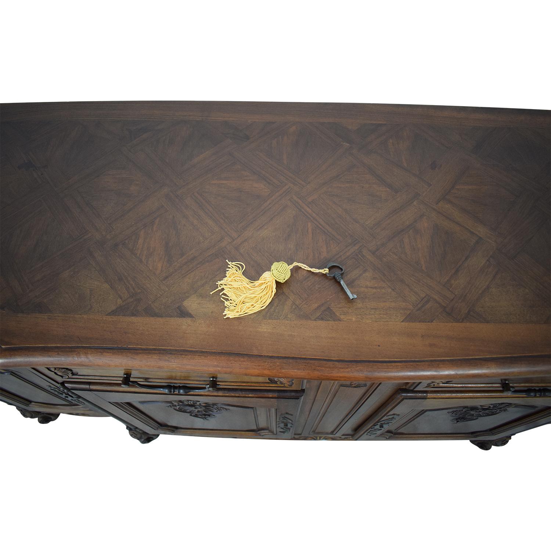 Antique Credenza Cabinets & Sideboards