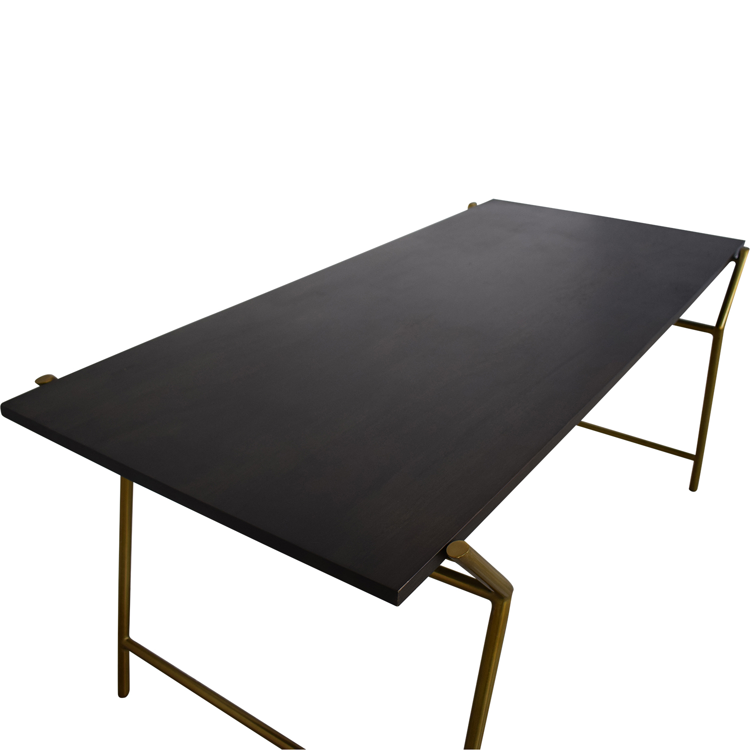 shop CB2 Flynn Desk CB2 Tables