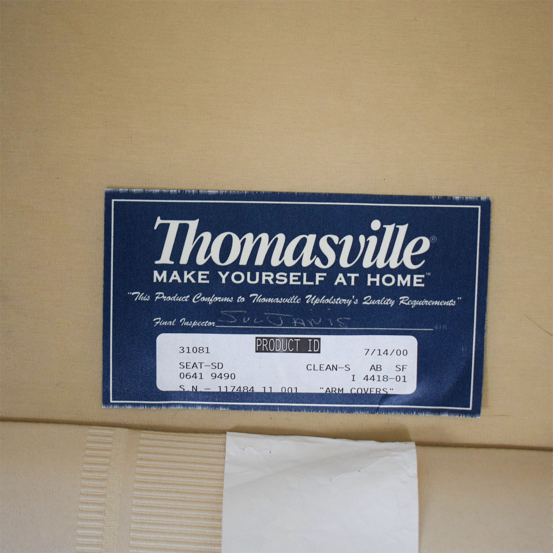 Thomasville Thomasville Three Cushion Sofa nyc