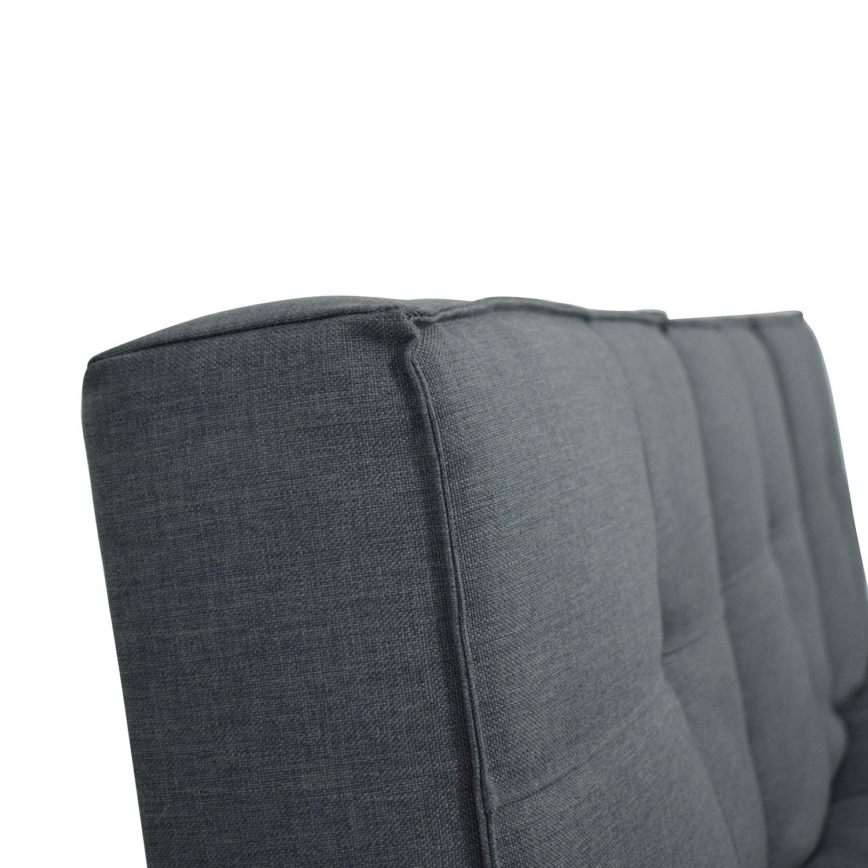 Room & Board Room & Board Convertible Sleeper Sofa dimensions