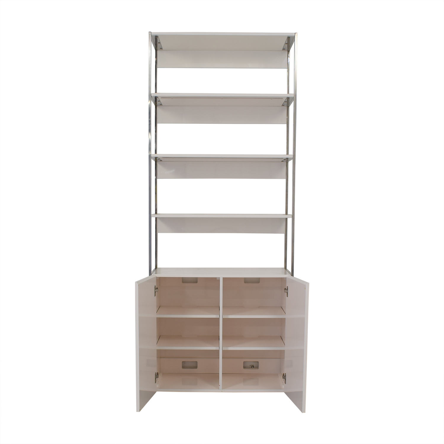 West Elm West Elm Lacquer Storage Bookcases & Shelving