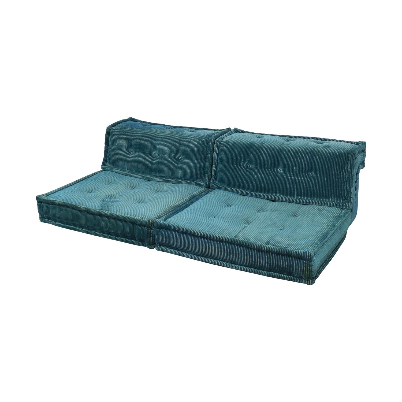 Roche Bobois Mah Jong Modular Sofa / Sofas