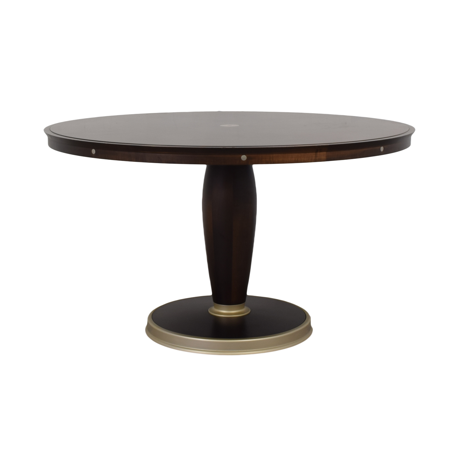 shop Giorgetti Round Dining Table Giorgetti Dinner Tables