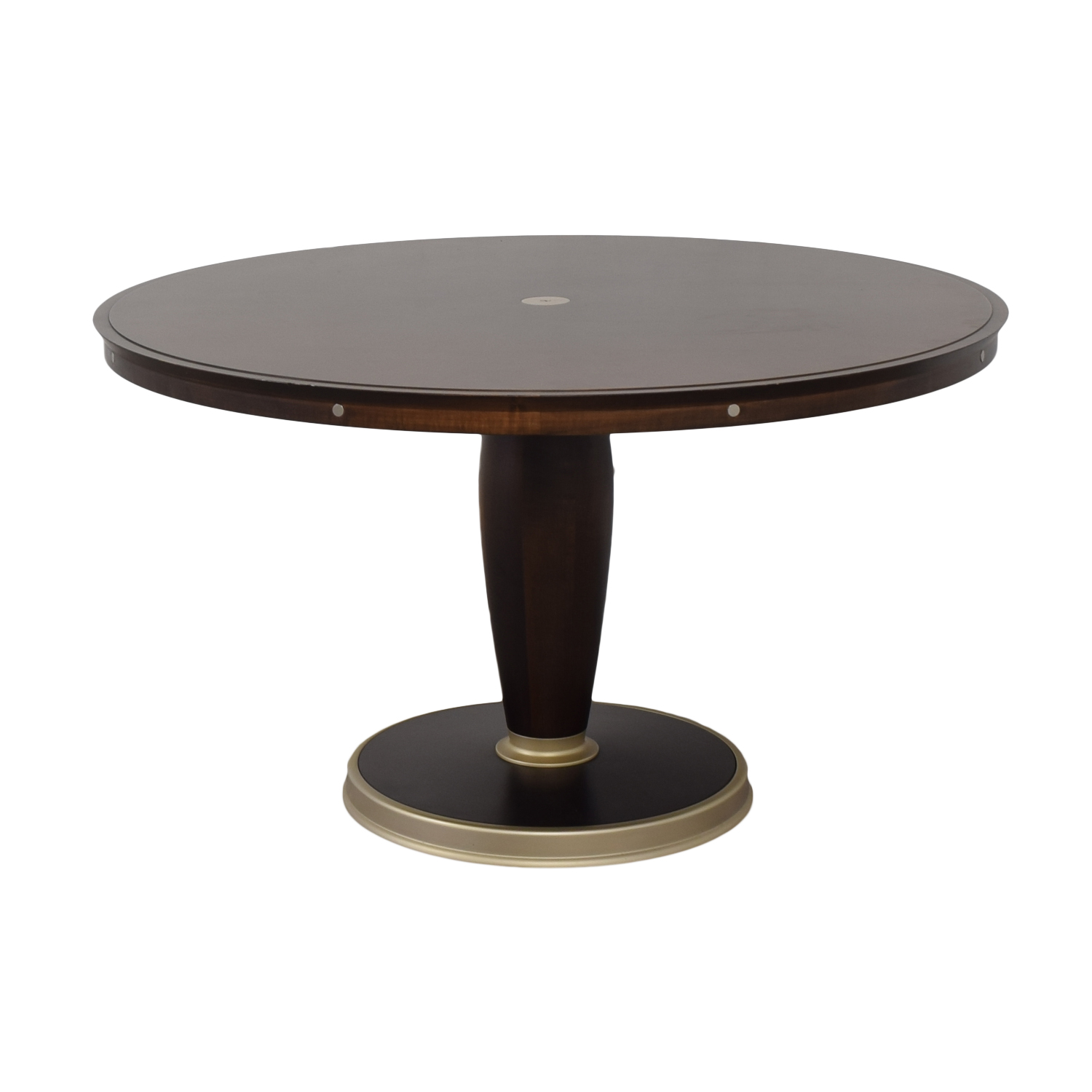 Giorgetti Round Dining Table sale