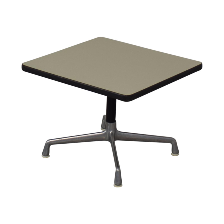 Herman Miller Herman Miller Side Table used