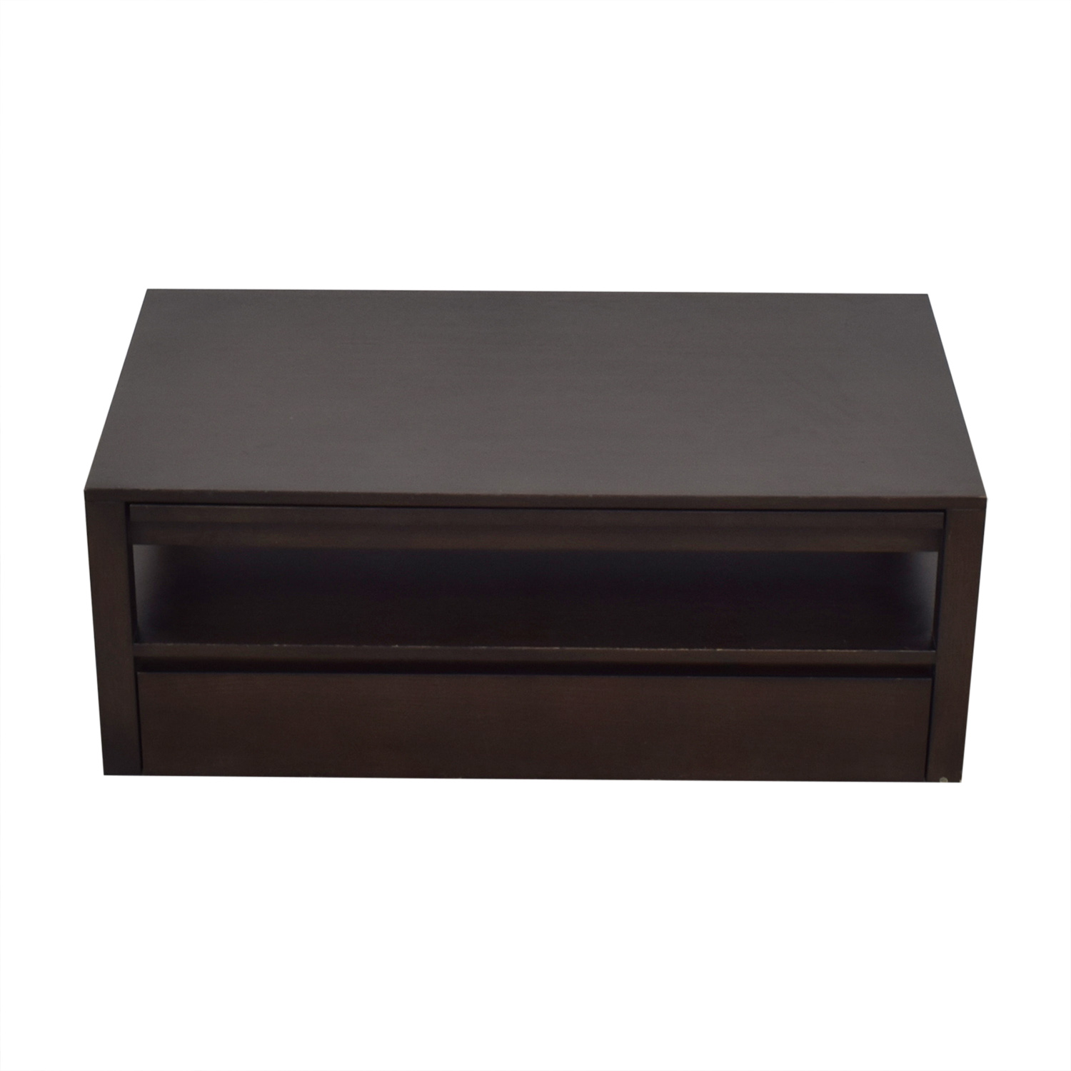 Crate & Barrel Crate & Barrel Expandable Coffee Table dimensions