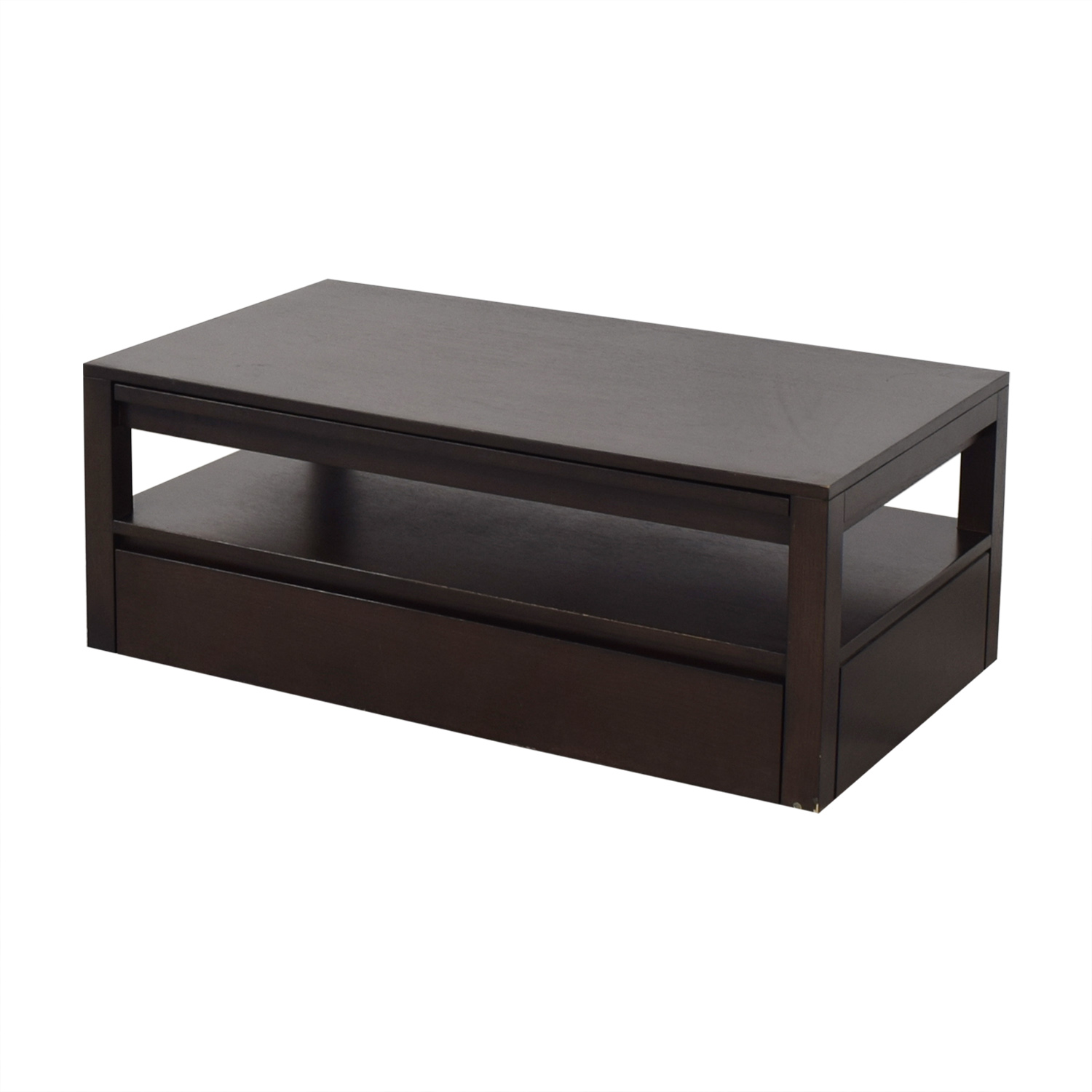 shop Crate & Barrel Crate & Barrel Expandable Coffee Table online