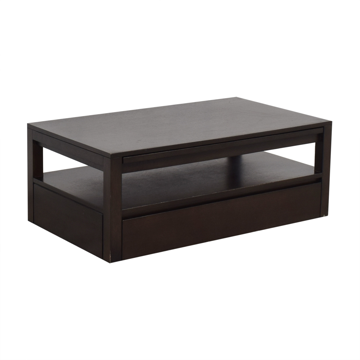Crate & Barrel Crate & Barrel Expandable Coffee Table discount
