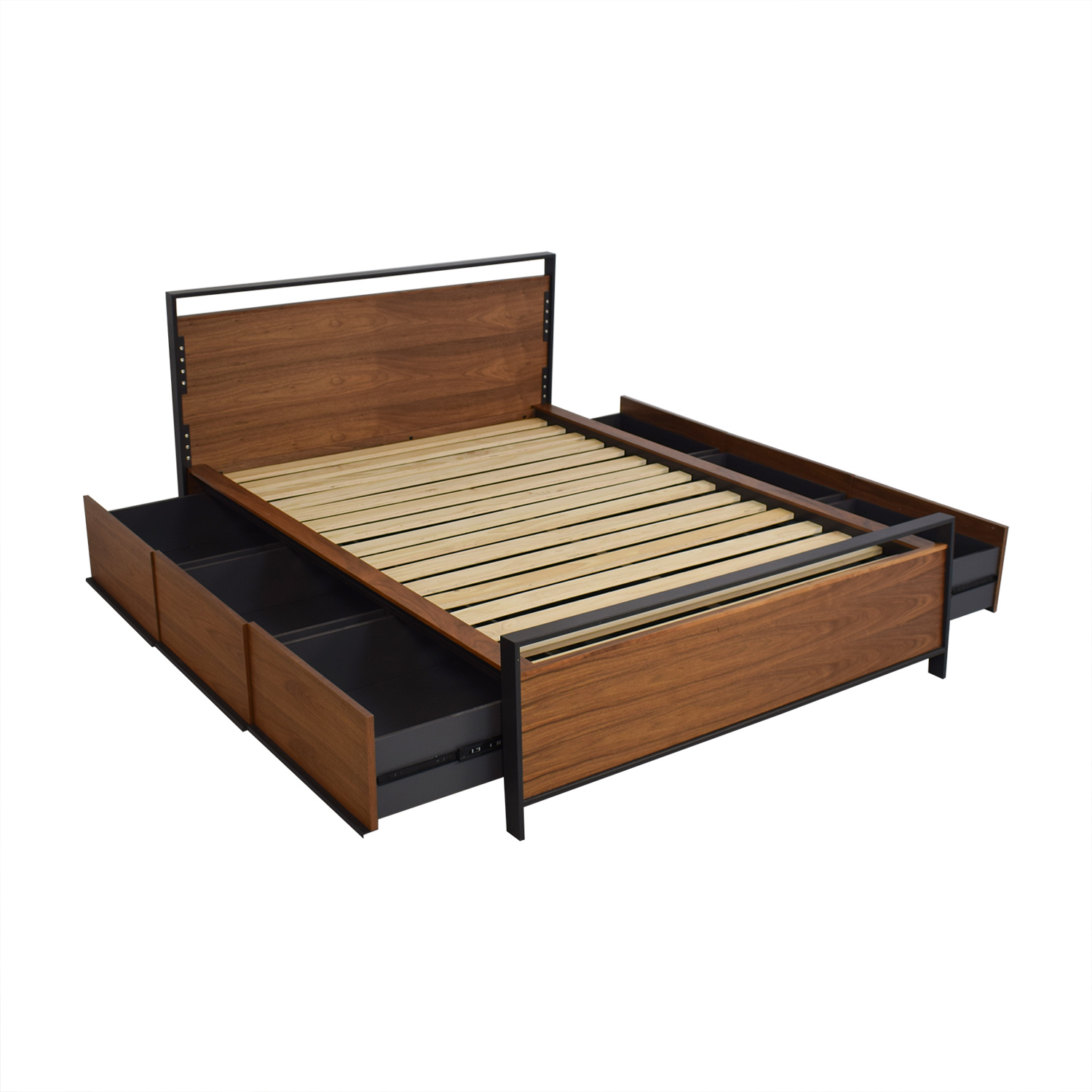 Crate & Barrel Crate & Barrel Storage Full Size Bed second hand