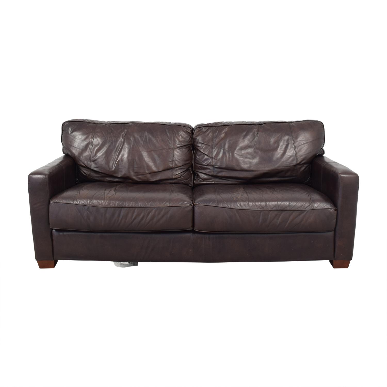 Furniture Brands International Furniture Brands International Two Cushion Sofa on sale