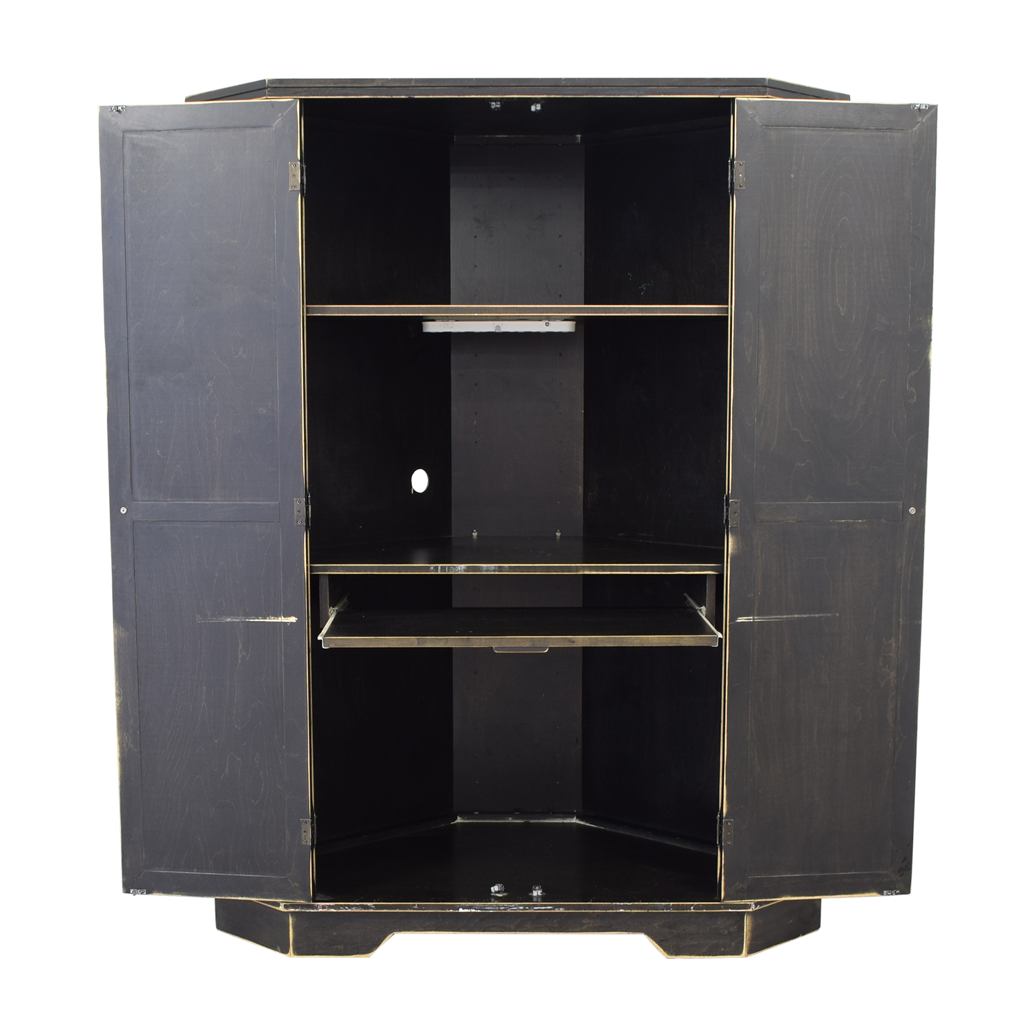 Gothic Cabinet Craft Gothic Cabinet Craft Corner Office Armoire price