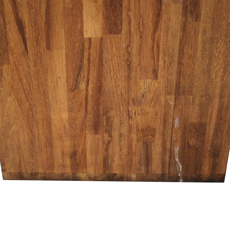 ABC Carpet & Home ABC Carpet & Home Form Teak Shelf on sale