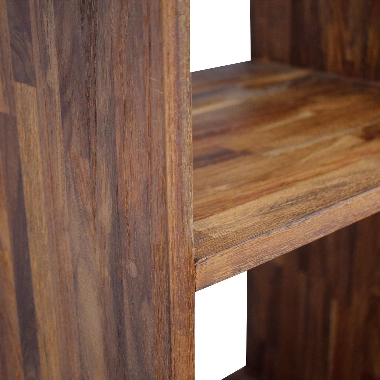 ABC Carpet & Home ABC Carpet & Home Form Teak Shelf price