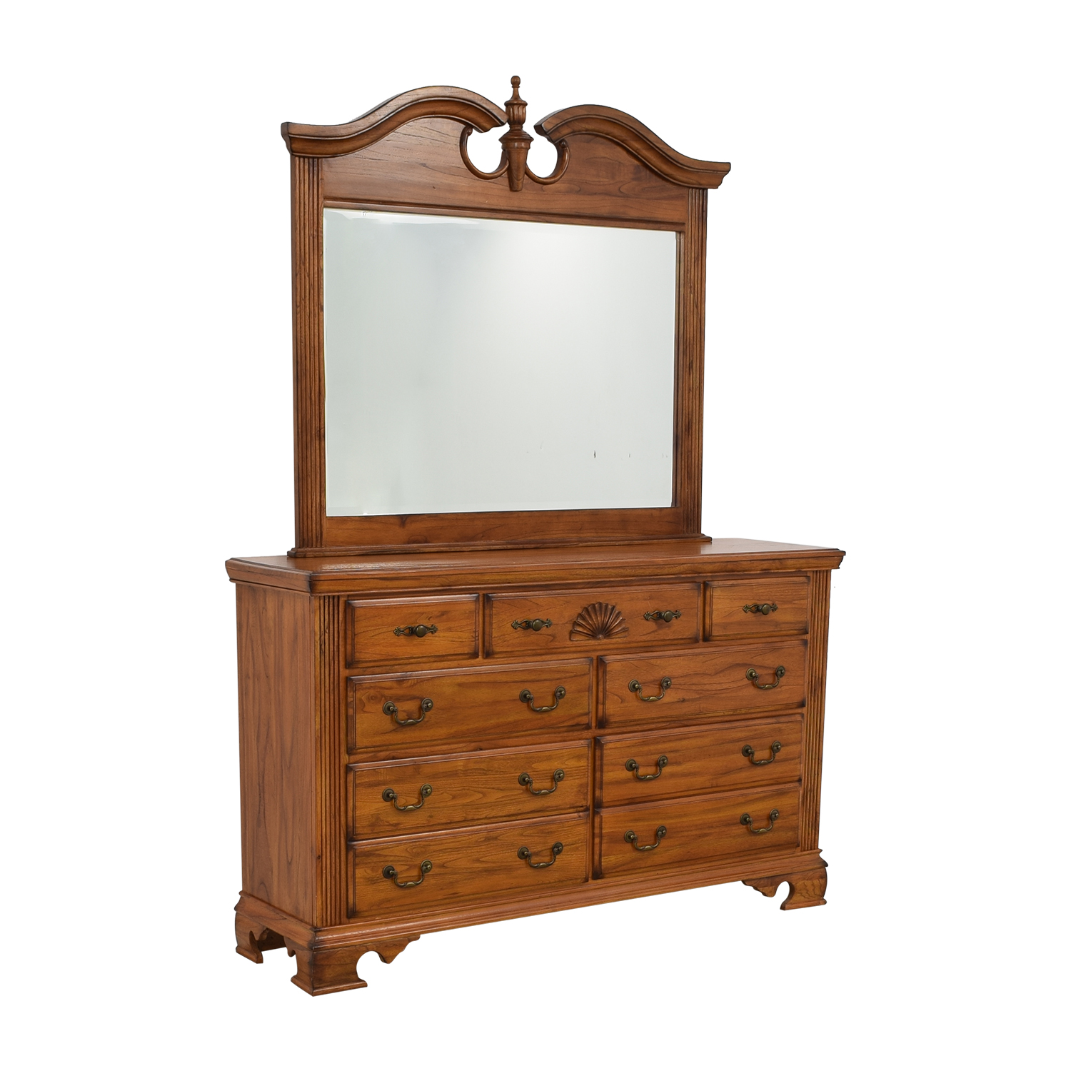 Millenia USA Millenia USA Seven Drawer Dresser with Mirror price
