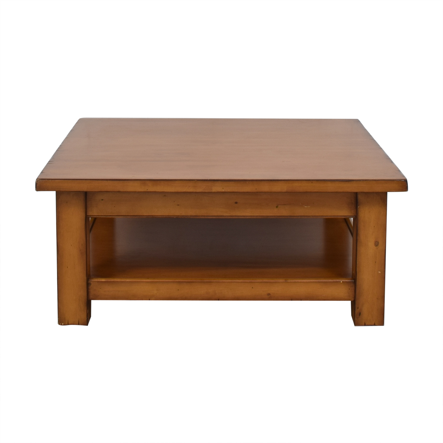 70% OFF   Pottery Barn Pottery Barn Morgan Coffee Table / Tables