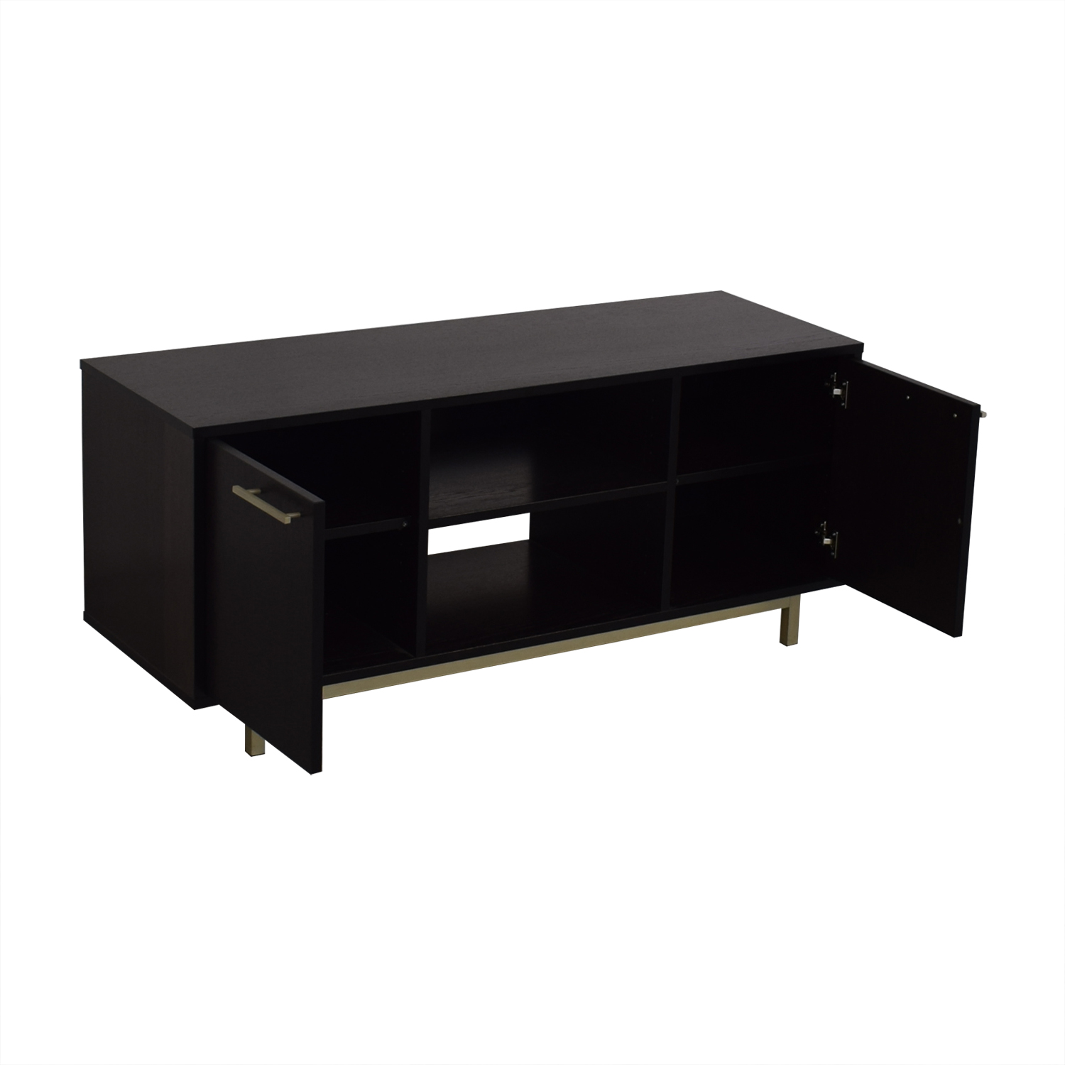 Crate & Barrel Crate & Barrel Media Console black