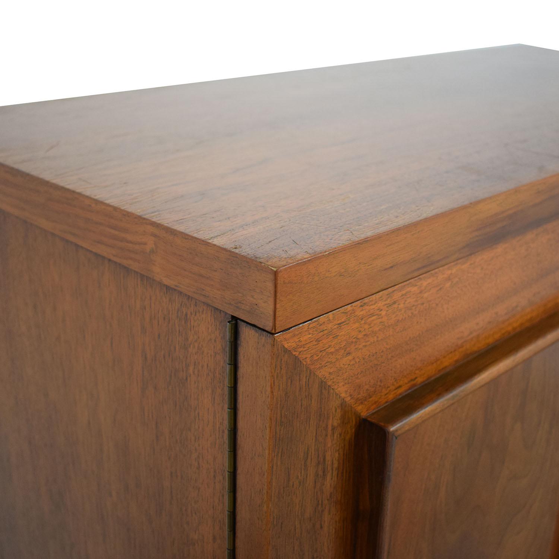 American of Martinsville Mid Century High Boy Dresser / Dressers