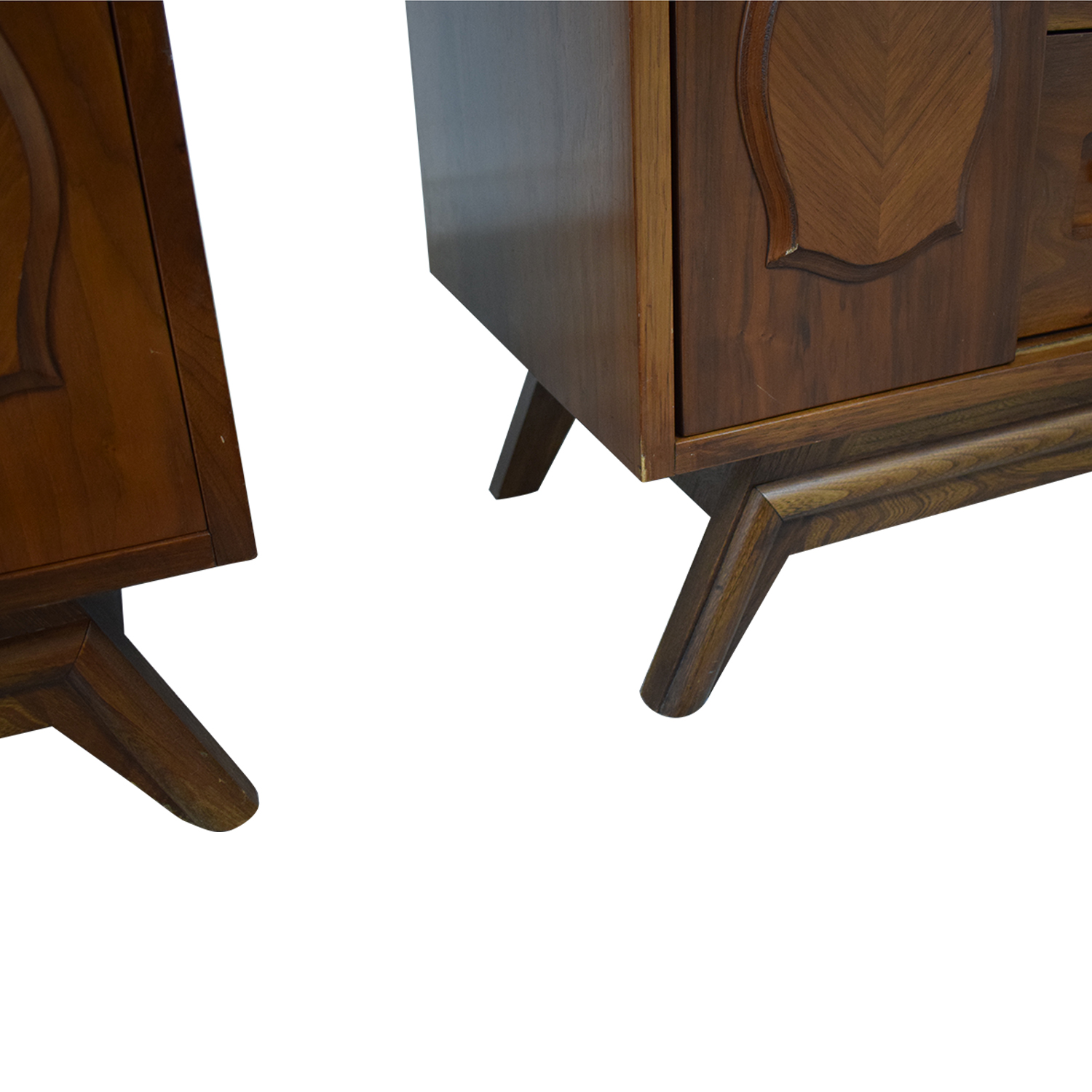 buy Young Manufacturing Company Mid Century Night Stands Young Manufacturing Company End Tables