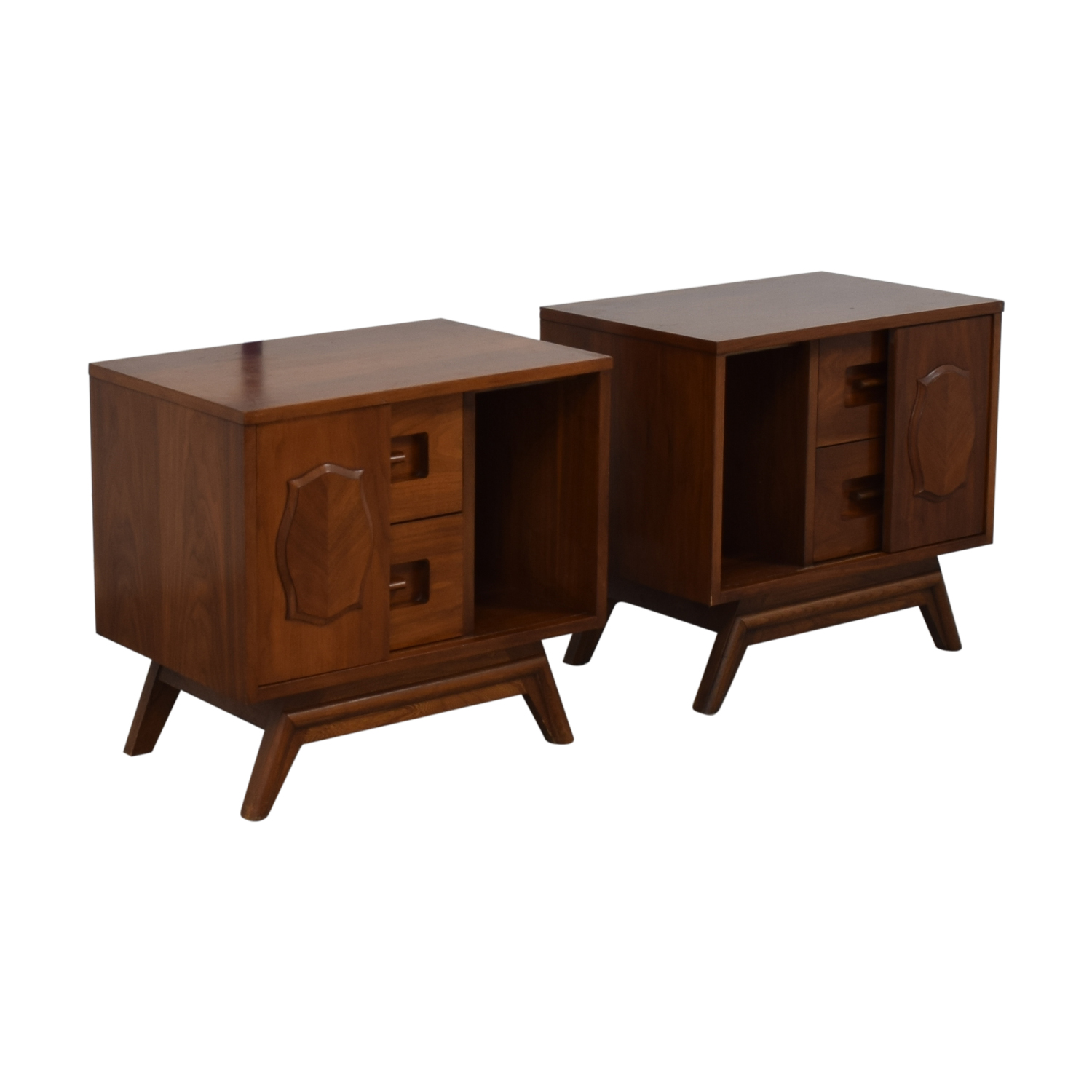 shop Young Manufacturing Company Mid Century Night Stands Young Manufacturing Company Tables