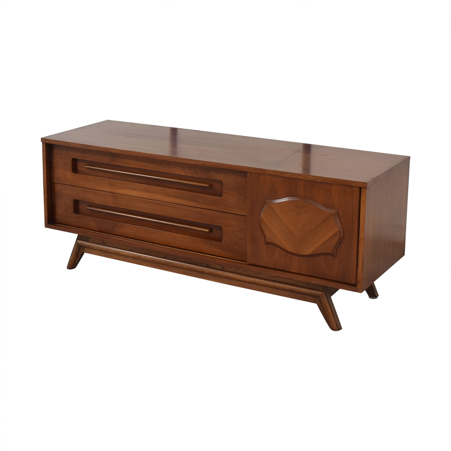 buy Young Manufacturing Company Young Manufacturing Company Mid Century Credenza online