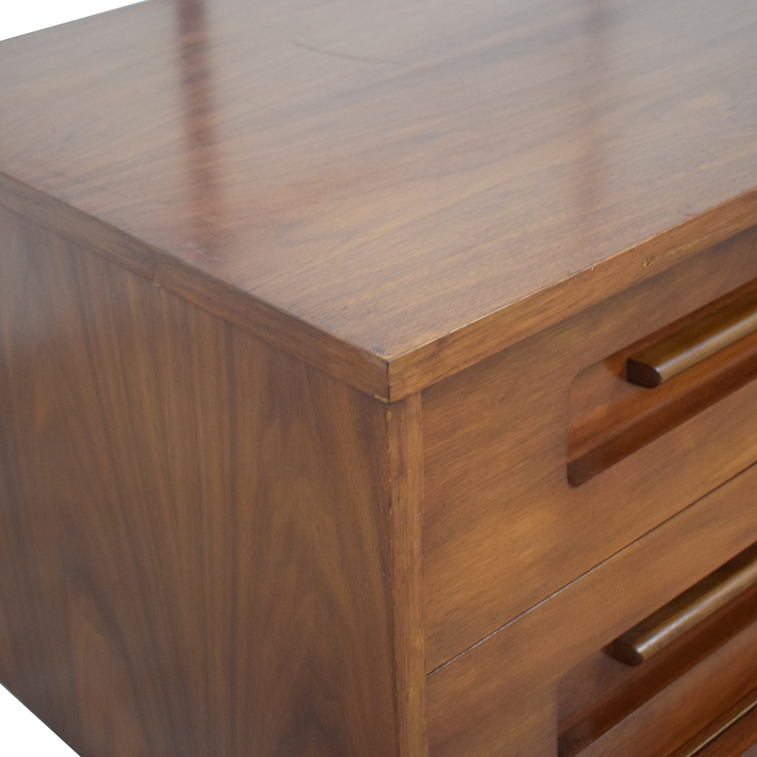 Young Manufacturing Company Young Manufacturing Company Mid Century Credenza nj